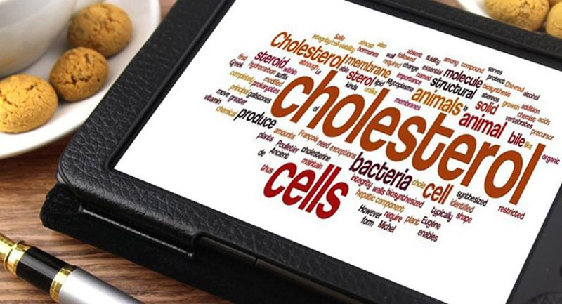 cholesterol tablet