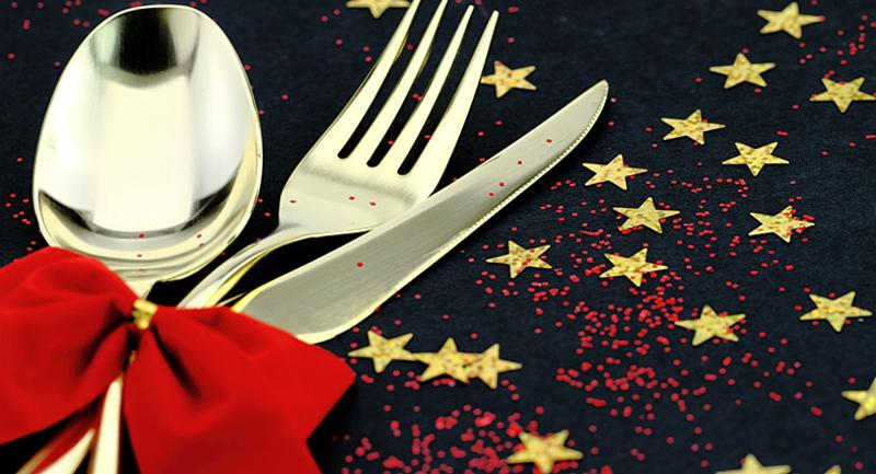 holiday dining event