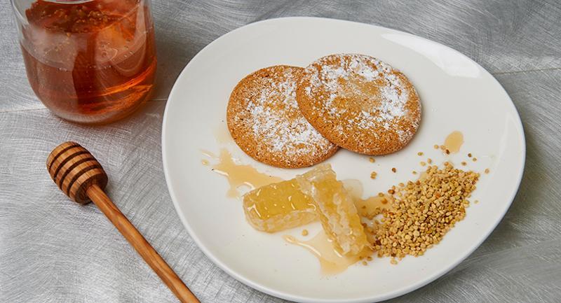 Honey-Lavender Cookies