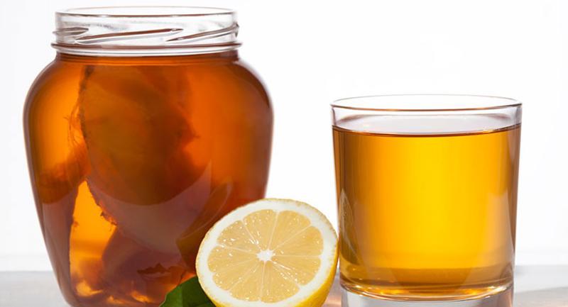 kombucha jar glass