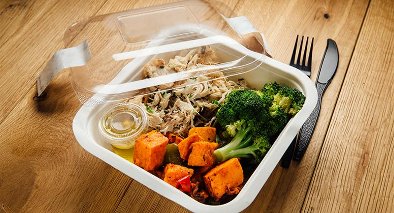 meal to go container