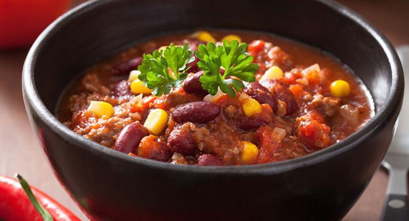 mexican chili con carne