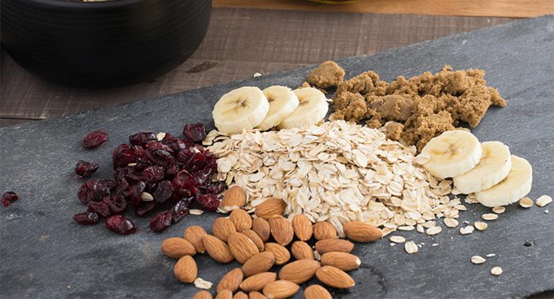 oatmeal ingredients toppings