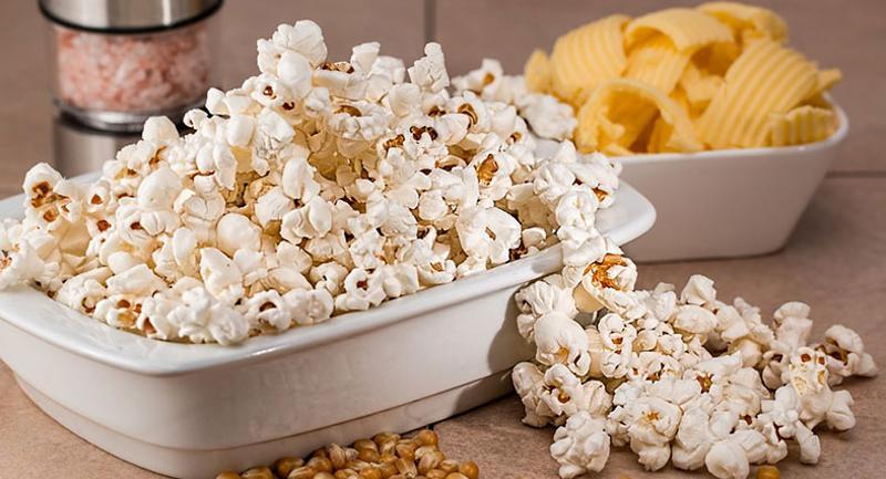 popcorn chips
