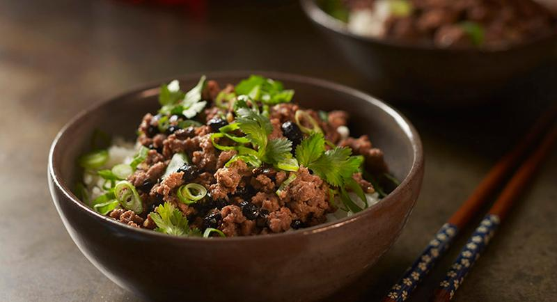 Sichuan Lamb Ragu with Rice