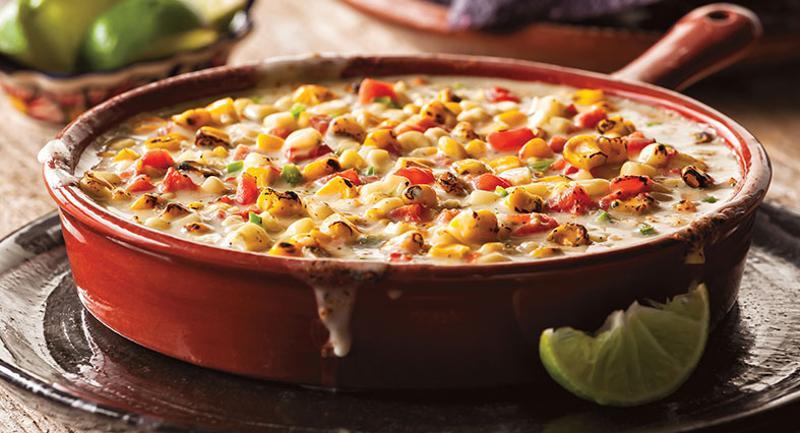Simplot corn chowder