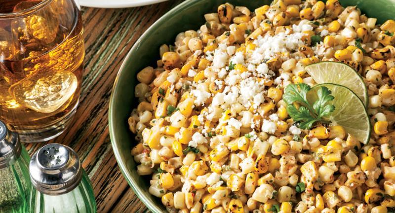 Simplot roasted corn