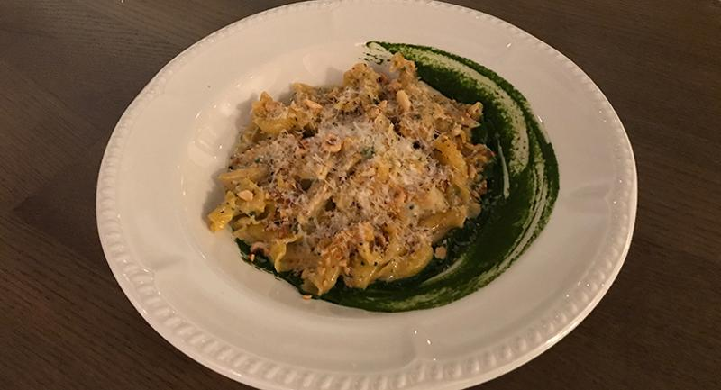 Sweet Potato Campanelle