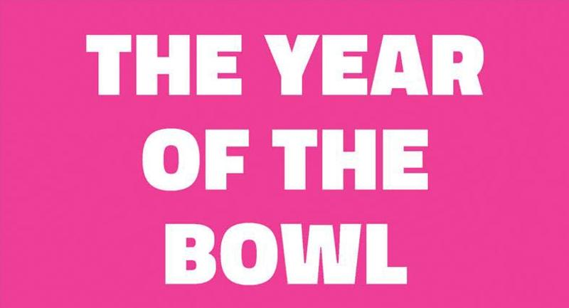 the year of the bowl