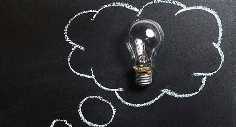 think lightbulb
