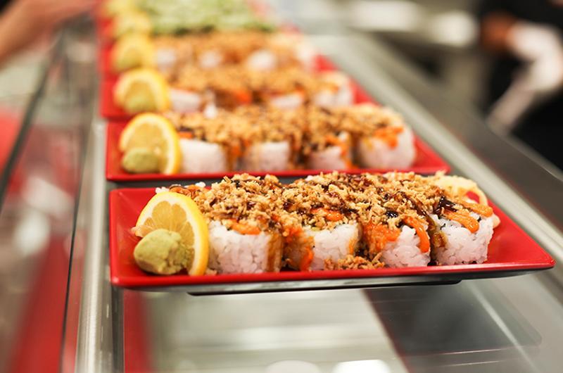 USC sushi