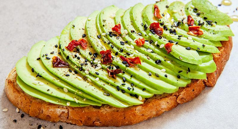 Vegan Toast Menu Options