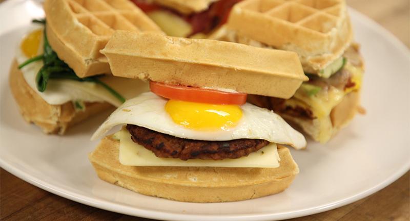 waffle sandwich usc
