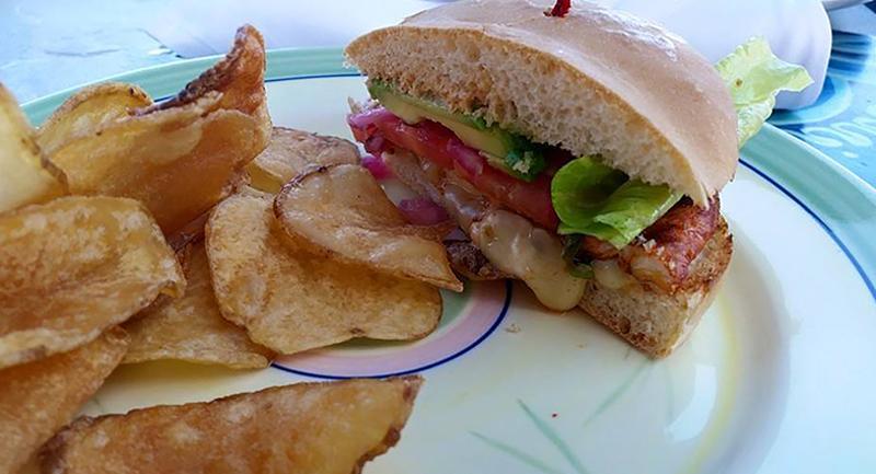 Yucatan Grilled Chicken Sandwich
