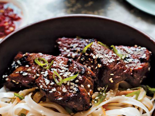 asian grilled tri-tip