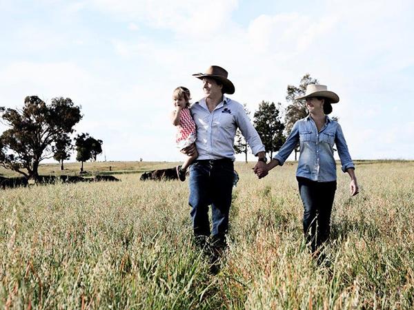 australian rancher grassfed beef
