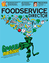 FoodService Director Magazine FoodService Director | April 2015 Issue