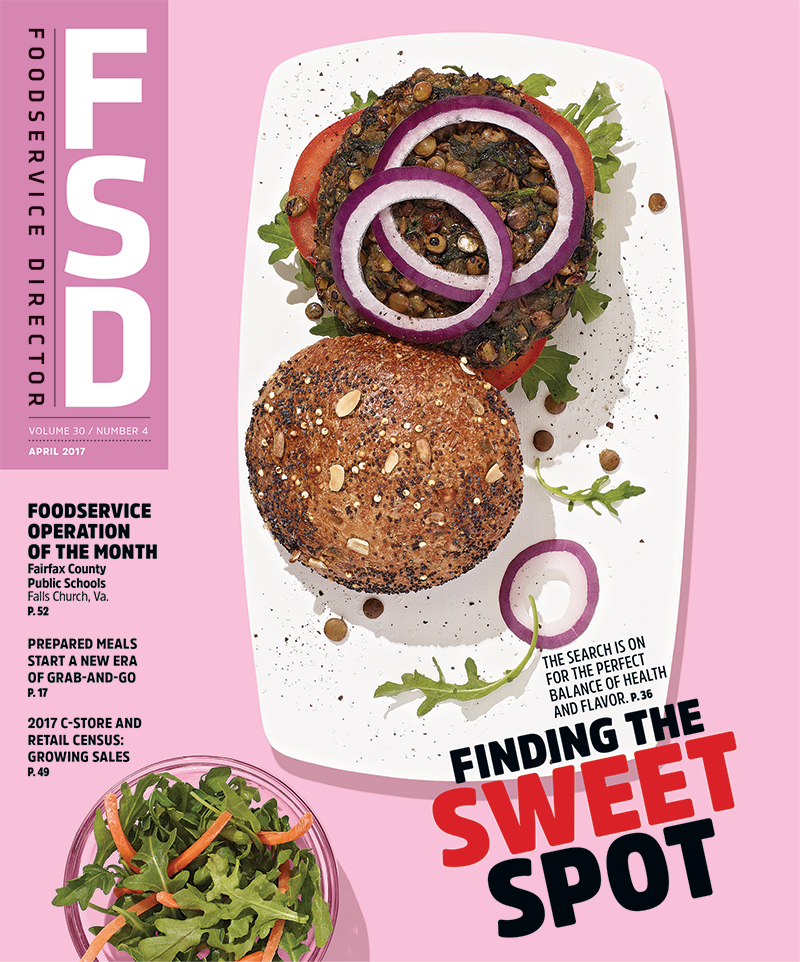 FoodService Director Magazine Foodservice Director | April 2017 Issue