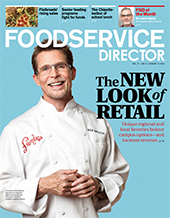 FoodService Director Magazine FoodService Director   August 2014 Issue
