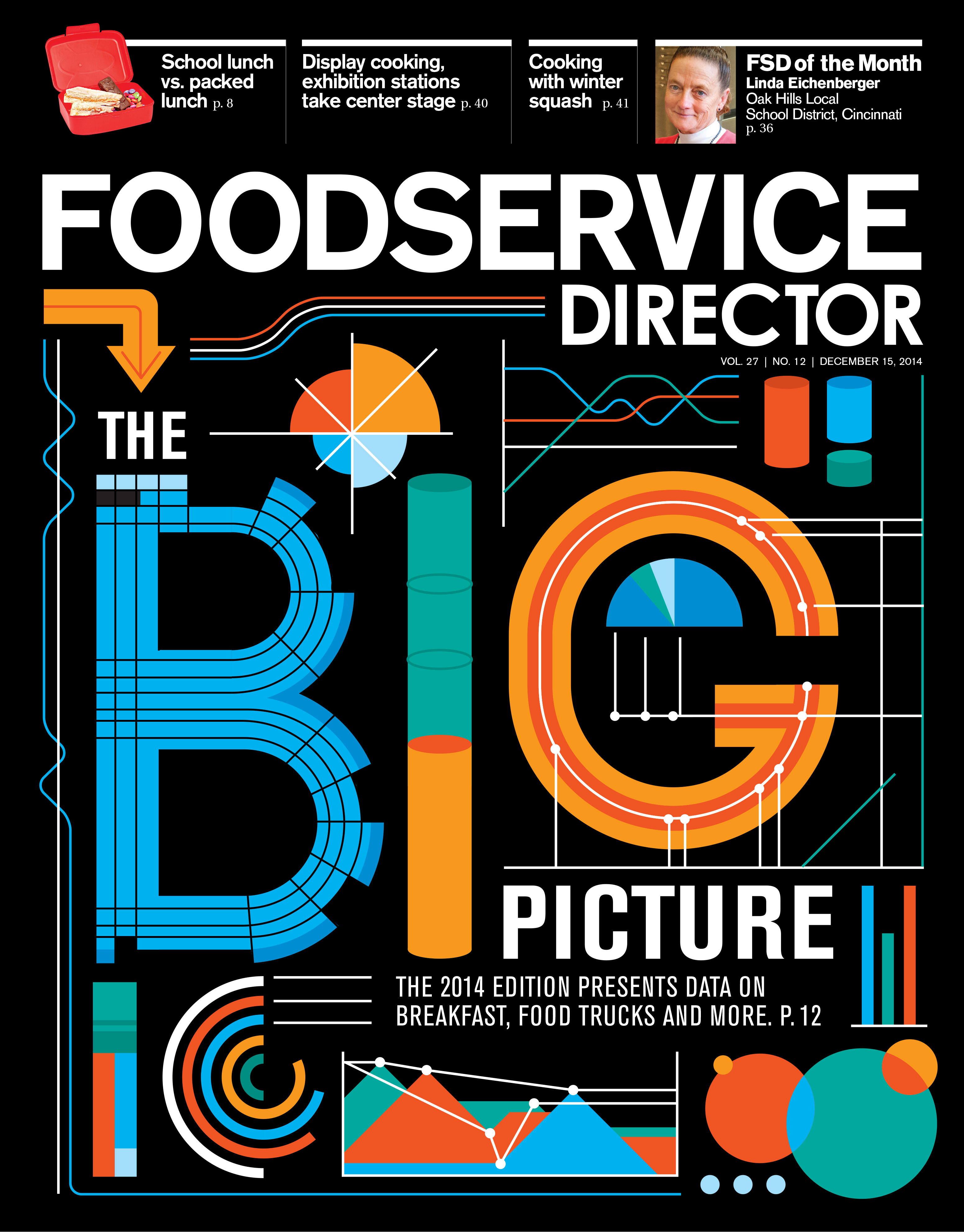 FoodService Director Magazine FoodService Director | December 2014 Issue