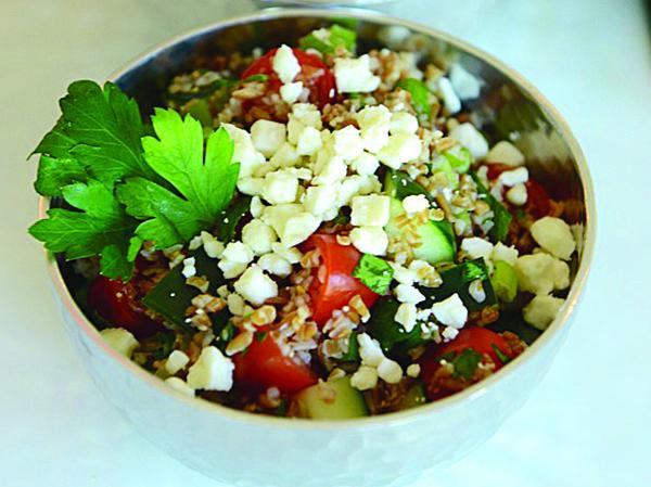 greek bouleh salad