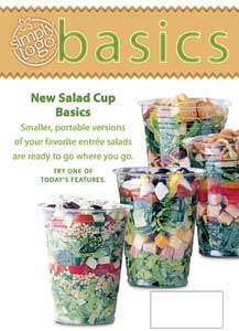 FoodService Director - Menu Strategies - Salads - Sodexo- Just-the-Basics