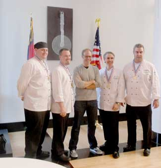 FoodService Director - news - NC hospitals compete in culinary challenge