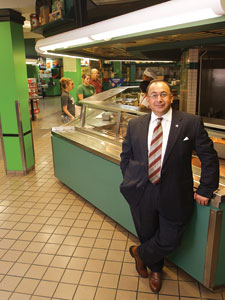 FoodService Director - Five Questions for Nadeem Siddiqui