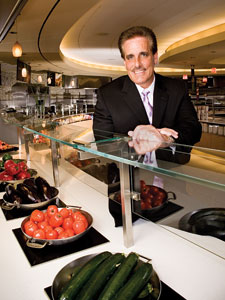 FoodService Director - Spotlight - Rick Post - silver plate