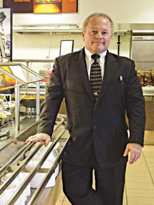 FoodService Director - Spotlight - Ron Ehrhardt - Prudent financial