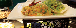 Asian Flavors, Korean tacos