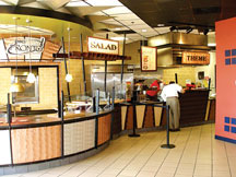 Branded foodservice concepts