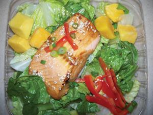 FoodService Director - Menu Strategies - To-go salads - West Virginia University