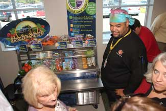 FoodService Director - news - Orange County (Fla.) schools launches Fresh to Schools campaign