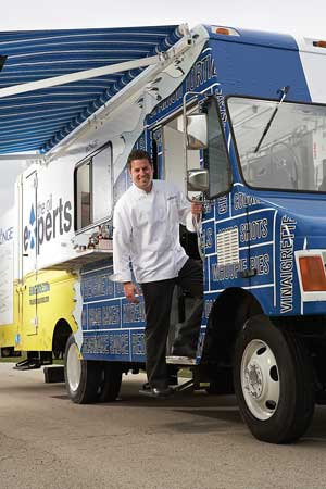 Mobile Meals, Bunge Oils Food Truck