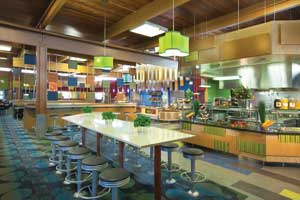 Colorado State University Braiden Dining Center