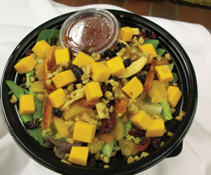 FoodService Director - Menu Strategies - To-go salads - West Virginia University