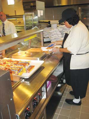 FoodService Director - FSD month - Timothy Cipriano - New Haven Schools