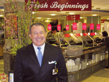 FoodService Director - Silver Plate 2010 - Tony Almedia - Robert Wood Johnson University Hospital