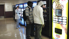 FoodService Director - Brooklyn College - Healthy choices in vending programs