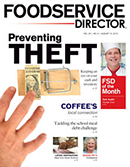 FoodService Director Magazine FoodService Director   August 2013 Issue