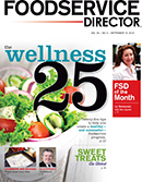 FoodService Director Magazine FoodService Director   September 2013 Issue