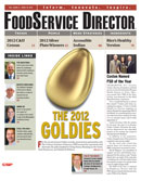FoodService Director Magazine FoodService Director | April 2012 Issue
