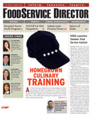 FoodService Director Magazine FoodService Director | August 2011 Issue
