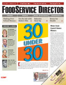 FoodService Director Magazine FoodService Director | January 2011 Issue