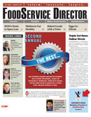FoodService Director Magazine FoodService Director | January 2012 Issue