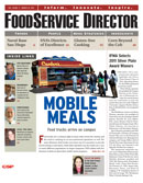 FoodService Director Magazine FoodService Director | March 2011 Issue