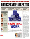 FoodService Director Magazine FoodService Director | May 2011 Issue