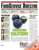 FoodService Director Magazine FoodService Director | November 2011 Issue