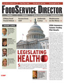FoodService Director Magazine FoodService Director | October 2011 Issue